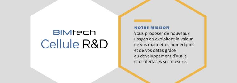 BIMtech Cellule R&D